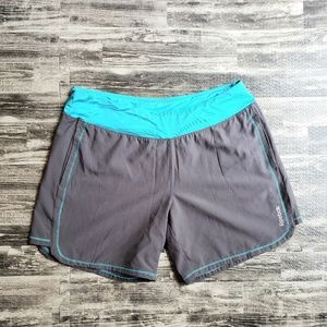 Reebok running shorts, size medium, like new!